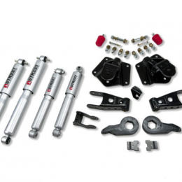 Belltech LOWERING KIT WITH SP SHOCKS 764SP