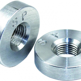 Snow Performance Nozzle Mounting Bung (Aluminum) SNO-40120