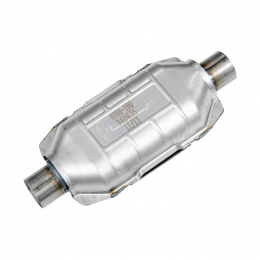 Flowmaster Universal OBDII Catalytic Converter SS - 2.25in. In/Out 940635