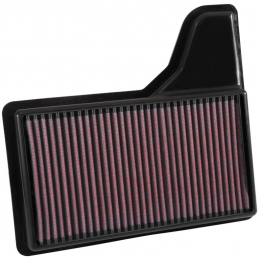 Airaid 2015-2016 Ford Mustang V8-5.0L F/I Direct Replacement Oiled Filter 850-344