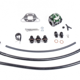 Radium Engineering Toyota Supra MKIV Fuel Pulse Damper Kit 20-0389