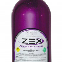 ZEX Nitrous Bottle With Valve ZEX 82000