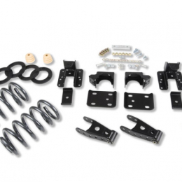 Belltech LOWERING KIT W/O SHOCKS 642