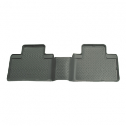 Husky Liners 01-03 Toyota Tacoma Double Cab Classic Style 2nd Row Gray Floor Liners 65452