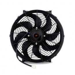Mishimoto 16 Inch Race Line High-Flow Electric Fan MMFAN-16HD