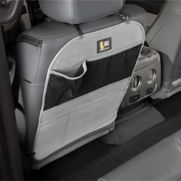 WeatherTech 18.5in W x 23.5in H Seat Back Protectors - Gray SBP003GY