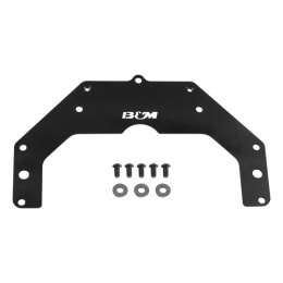 B&M Transmission Adapter Plate-SBC/BBC Engine to BOP TH350/TH400/TH700R Transmission 30497