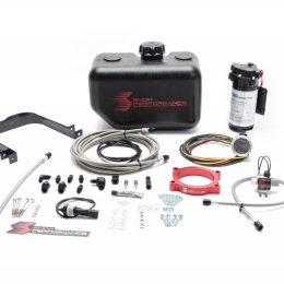 Snow Performance 10-15 Camaro Stg 2 Boost Cooler F/I Water Injection Kit (SS Braided Line & 4AN) SNO-2160-BRD