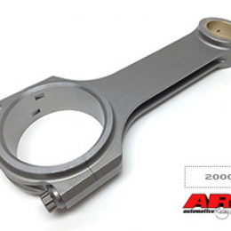 Brian Crower Connecting Rods-Ford Powerstroke Diesel-Heavy Duty H-Beam w/ARP2000 7/16in Fasteners BC6430