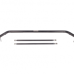 NRG Harness Bar 47in. - Titanium HBR-001TI
