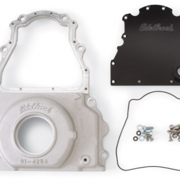 Edelbrock Timing Cover 2-Piece for GM Gen 4 Ls-Series 4255