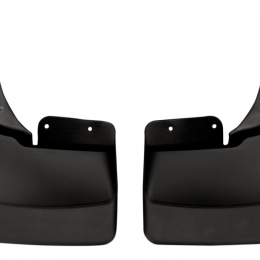 Husky Liners 01-03 Ford F-150 Super Crew Custom-Molded Front Mud Guards (w/Flares w/o Running Board) 56411