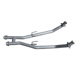 BBK 94-95 Mustang 5.0 High Flow H Pipe - Off Road Race Use - 2-1/2 1562
