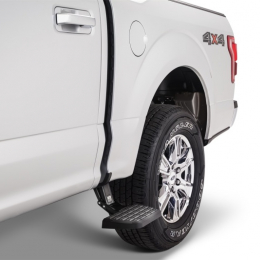 AMP Research 2015-2018 Ford F150 BedStep2 - Black 75412-01A