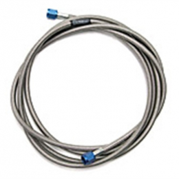 Russell Performance -4 AN 10-foot Pre-Made Nitrous and Fuel Line 658360