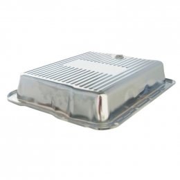 Spectre GM 700R4 Transmission Pan - Chrome 5454