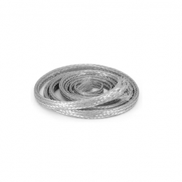 Spectre MagnaBraid 304SS Braided Vacuum Line Sleeving 6ft. (Will Cover 4ft. Of Hose) 1008B