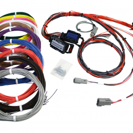 AEM Infinity Universal Wiring Harness Kit (w/ 100x96' Terminaed Wires & 12 Small Pins) 30-3702
