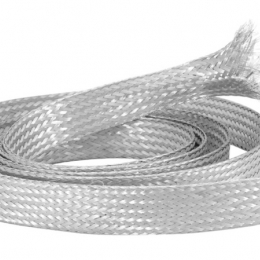 Spectre MagnaBraid 304SS Braided Heater Hose Sleeve - 6ft. (Will Cover 4ft. Of Hose) 3008B