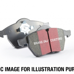 EBC 05-17 Subaru Legacy Ultimax2 Replacement Front Brake Pads UD1078