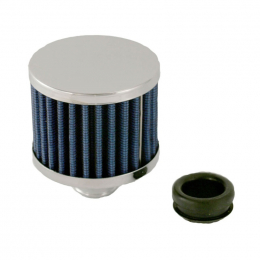 Spectre Push-In Breather Filter - Blue 42856