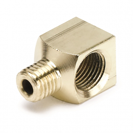 Autometer Adapter for Copper Tube and Nylon Tube 3272