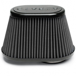 Airaid Universal Air Filter - Oval Filter 2.75in Offset Flange 722-432