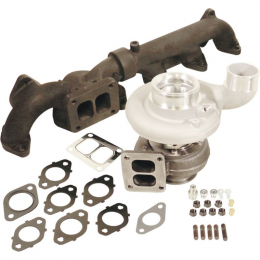 BD Diesel Iron Horn 6.7L Turbo Kit S369SXE/80 0.91AR Dodge 2007.5-2018 1045298