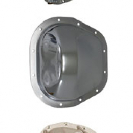 Yukon Gear Chrome Cover For 10.25in Ford YP C1-F10.25