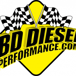 BD Diesel Xtrude Double Stacked Transmission Cooler Kit - Universial 5/8in Tubing 1030606-DS-58
