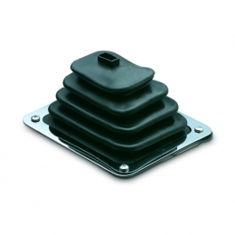Hurst Shifter Boot and Plate for Indy Shifters 1148429