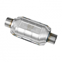 Flowmaster Universal OBDII Catalytic Converter SS - 2.50 In. In/Out 940336