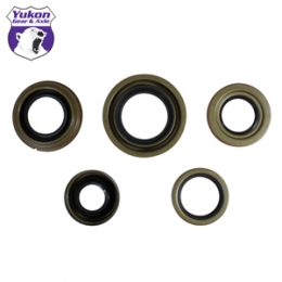 Yukon Gear Replacement Side Axle Seal For Dana 28 Irs & 96+ M35 & D30 Super Left Hand Inner YMSF1012