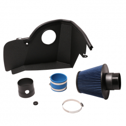 BBK 2015-16 Mustang Ecoboost Cold Air Induction System (Blackout Finish) 18505