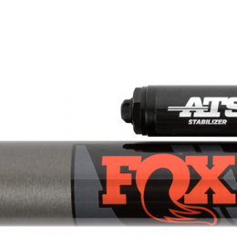 Fox 18+ Jeep JL 2.0 Factory Race Series 8.1in ATS Stabilizer 23.2in Ext Through-Shaft Axle Mount 983-02-148