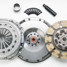South Bend Clutch 04-07 Ford 6.0L ZF-6 Dual Friction Clutch Kit 1950-60DFK