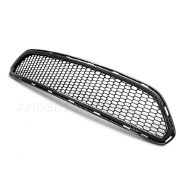 Anderson Composites 15-16 Ford Mustang Type-AE Front Upper Grille AC-FG15FDMU-AE