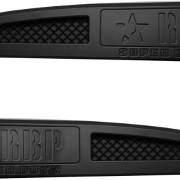 RBP 11-15 Ford Super Duty F250/F350 (Except Harley Edition) Fender Side Vents - Black RBP-854013