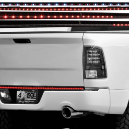 ANZO LED Tailgate Bar Universal LED Tailgate Bar w/o Reverse, 60in 4 Function 531045