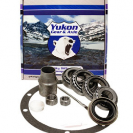 Yukon Gear Bearing install Kit For Ford Daytona 9in Diff / Lm102910 Bearings BK F9-HDA