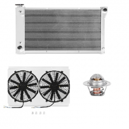 Mishimoto 67-69 Ford Mustang 289/302 Cooling Package MMCPKG-MUS-67