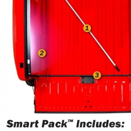 Access Accessories SMART Pack (EZ-Retriever II Truck Bed LED Light and Trailseal) 80077