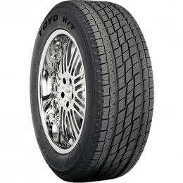 Toyo Open Country H/T Tire - LT245/70R17 119S E/10 - White Lettering 362190