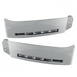 Spyder Toyota Tundra 07-13 Daytime LED Running Lights wo/switch Unpainted FL-DRL-TTU07-PB 5077721