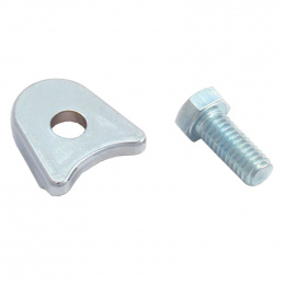 Spectre Ford Distributor Hold Down - Chrome 5761