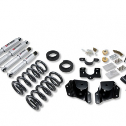 Belltech LOWERING KIT WITH SP SHOCKS 670SP
