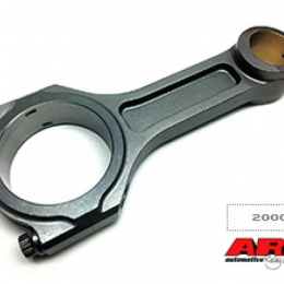 Brian Crower Connecting Rods - Chevy Duramax Diesel - 6.125in- Sportsman w/ARP2000 7/16in Fasteners BC6470