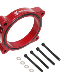 Snow Performance 2015+ Ford Mustang 2.3L EcoBoost Throttle Body Spacer Injection Plate SNO-40079