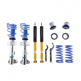 Bilstein B14 2006 Mercedes-Benz SLK280 Base Front and Rear Suspension Kit 47-116115