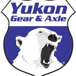 Yukon Gear Redline Synthetic Oil w/ Gasket and Nuts For 55-64 Chevy Passenger OK GM55P